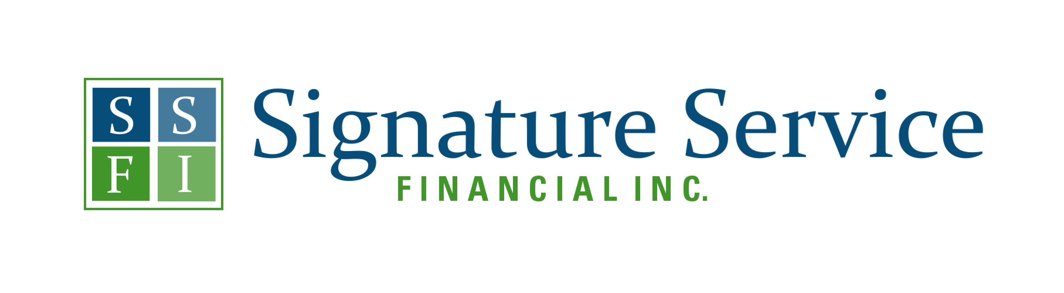 Signature Service Financial Inc.